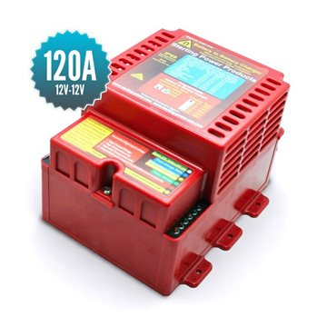 Battery charger 12V - 12V / 120A