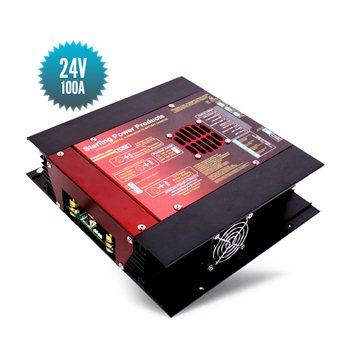 Alternator charger 24V / 100A