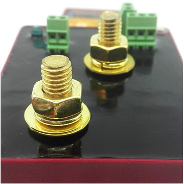 Coupe Circuit 24v 480A commandé à distance
