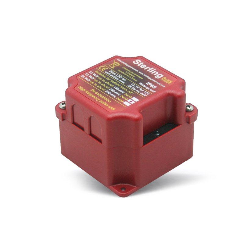 Pro pulse battery regenerator