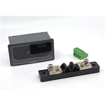 Voltmètre numérique pour courant continu 12V