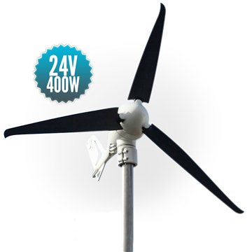 Eolienne S300 24 Volts - 400 Watts