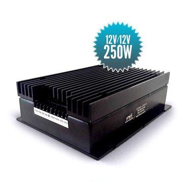 Stabilisateur de tension isolé 12V / 12V - 250W X