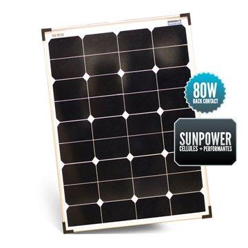 SUNPOWER 80W Rigid Panel