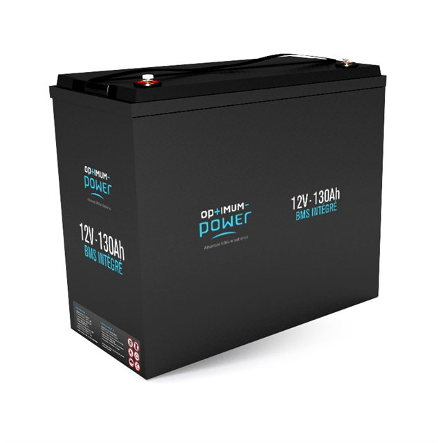Optimum Power 130 Ah Lithium Battery