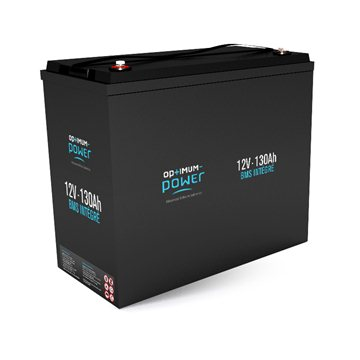 Batterie Lithium Optimum Power 130 Ah