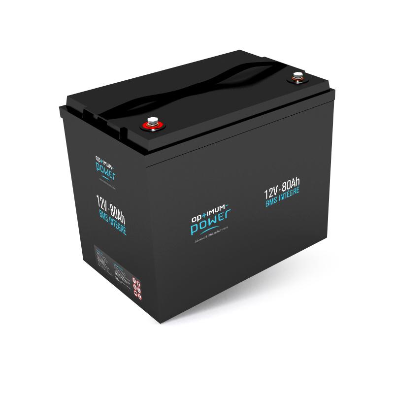 Optimum Power 80 Ah Lithium Battery