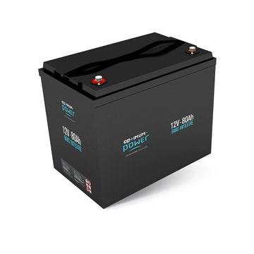 Batterie Lithium Optimum Power 80 Ah