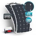 Bimini solar kit 230 watts (2 x 115 watts) back contact MPPT