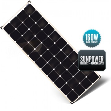 SUNPOWER 160W Rigid Panel