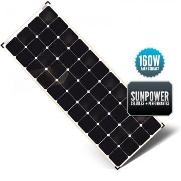 SUNPOWER 160W Rigid Panel