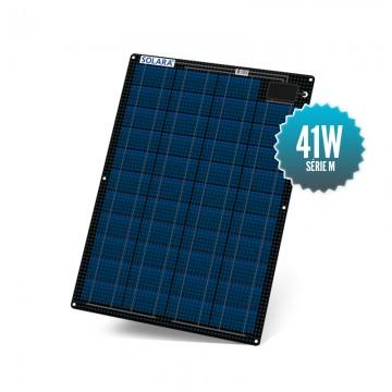 Panneau solaire 41W semi rigide Solara série M