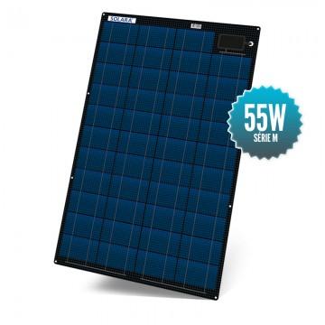 Panneau solaire 55W semi rigide Solara série M