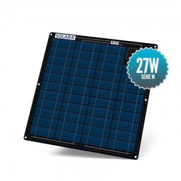 27W Semi-rigid Solara M Series Solar Panel