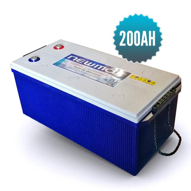 Newmax Gel Battery 12V / 200 Ah