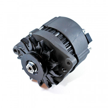 Marine alternator 14 V - 80 A with insulated grounding
