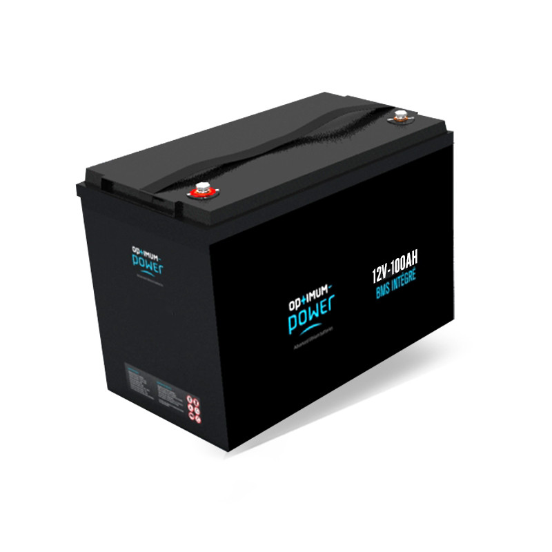 Batterie Lithium Optimum Power 100 Ah