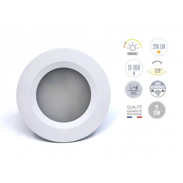 Spots encastrable à LED 3W