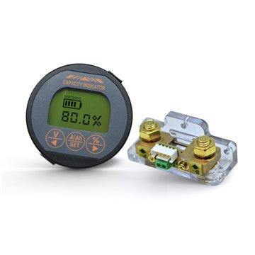 Gestionnaire de batteries Seatronic Compact (un parc avec shunt 100A inclus)