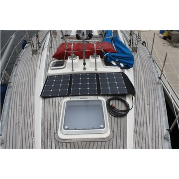 SUNPOWER 130W Nomadic Panel with MPPT controller