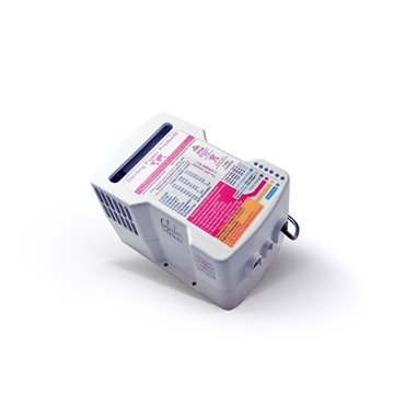 Intermediate battery charger 12V 60A