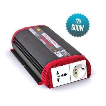 Near-sine converter 12 V 600 W