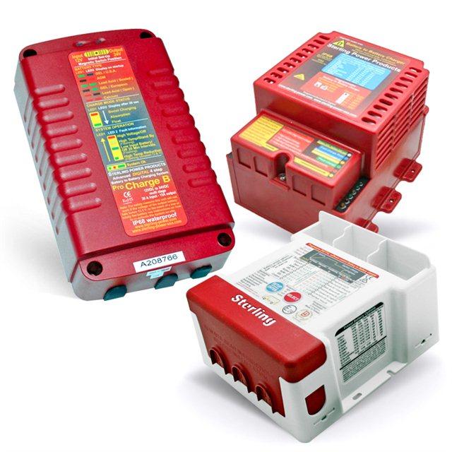 Chargeur de batterie à batterie: Optimisation de la recharge des parcs de batteries auxiliaires