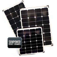 Panneaux Solaires  Rigides Seatronic et Solara