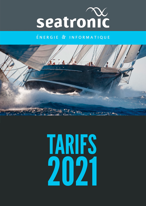 Seatronic tarifs 2020